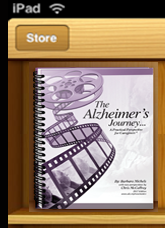 The Alzheimer's Journey iBook for iPad